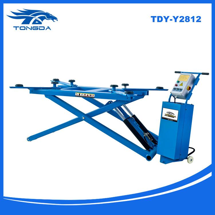 Elevador de tesoura elevador de carro TONGDA TDY-Y2812 2800KGS