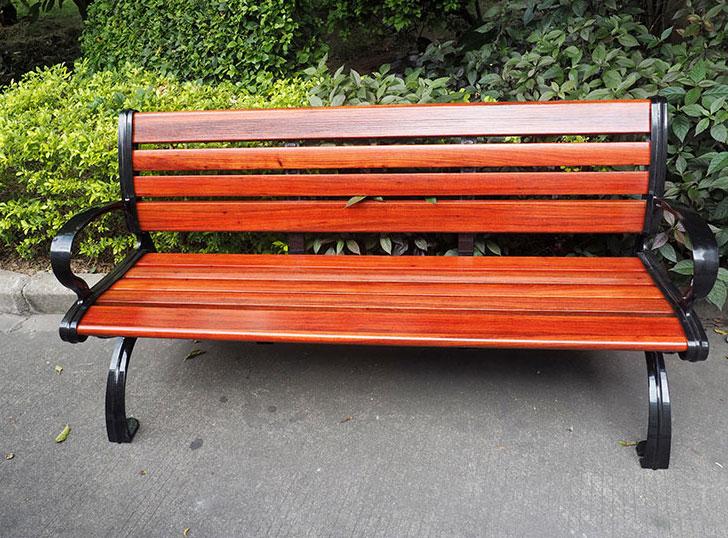 New Product Carton Fiber Garden Bench Outdoor Furniture