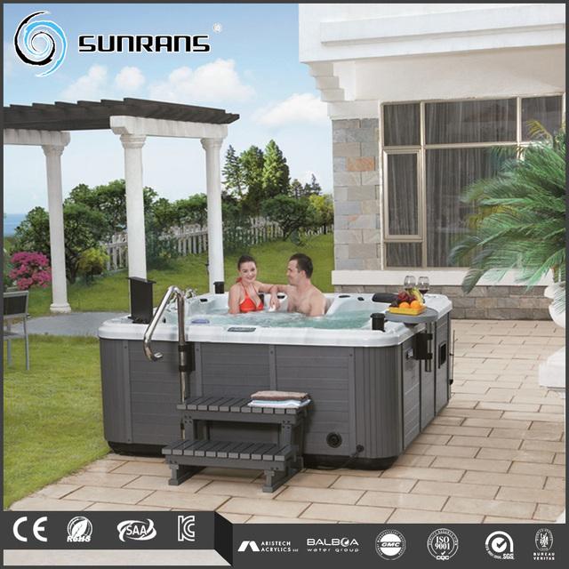 hot sale balboa acrylic massage whirlpool outdoor spa jacuzzi hot tub