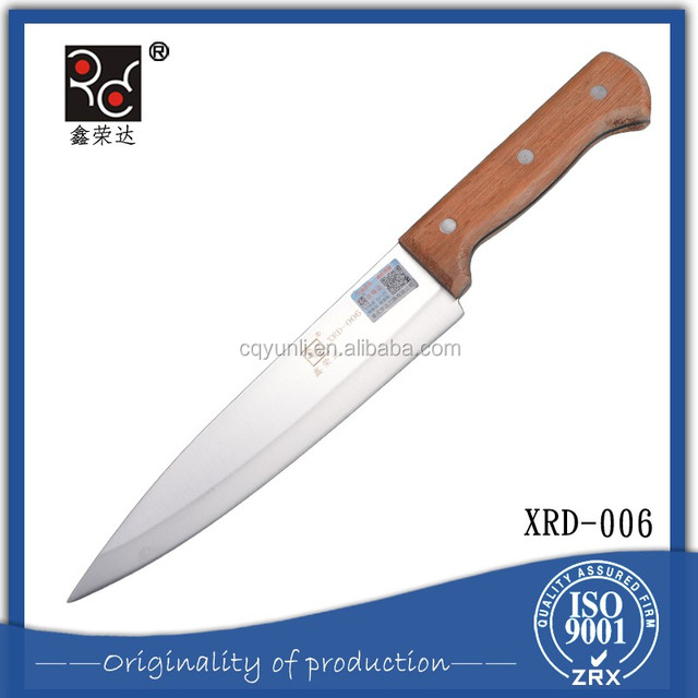 Professional Made Tungsten Kitchen Knife Popular Products In USA
