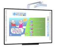 "96"" Interactive Whiteboard Infrared Smart digital white board for Smart Classroom Education Business Public 82""~102"""