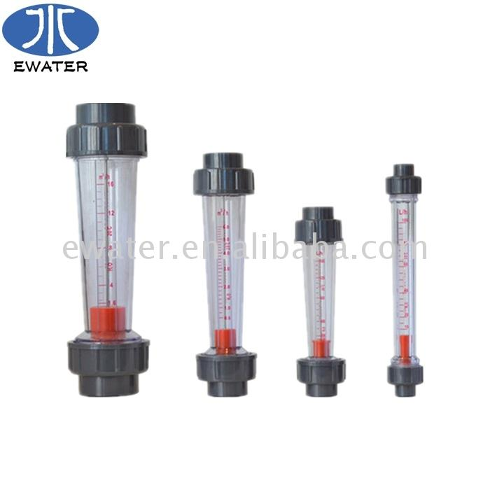 Factory price ethylene glycol flow meter rotameter