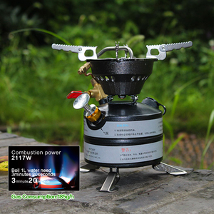 Hot Sale camping Picnic Field Multi Liquid Fuel oil portable Camping stove BRS-12A