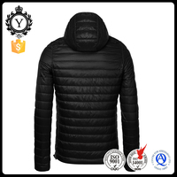 2016 COUTUDI wholesale uk winter mens hooded ultra light weight waterproof duck down jacket / padded down coat