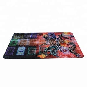 FDT Custom card mouse mat / gaming mouse pad / personalised mouse playmat