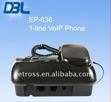 DBL IP Telephone/Internet Phone on Hot Sale (EP-636)