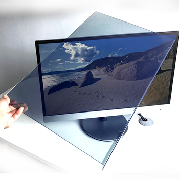 Anti Blue Light Screen Filter Grey For Tv Led Monitor