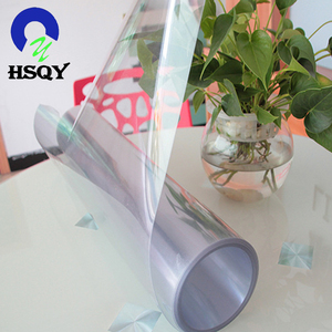 Super Clear PVC Cover Plastic Sheet Transparent PVC Rigid Sheet