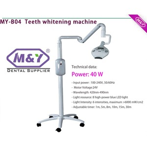 High quality led blue laser teeth whitening machine/ dental bleaching/dental whitener/teeth whitening lamp