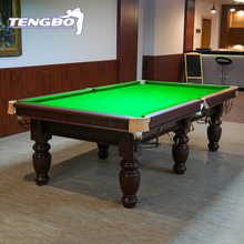 Massief hout pool snooker tafel games paly <span class=keywords><strong>biljart</strong></span>