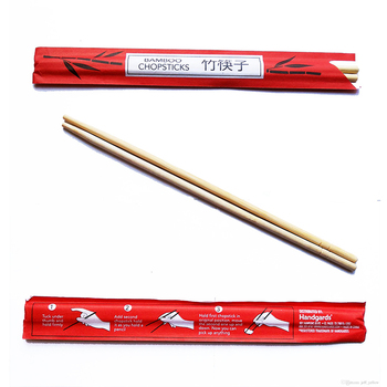 Custom flatware products individual pouch tensoge chopstick