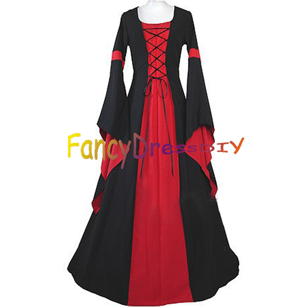 Cheap Red Renaissance Dress find Red Renaissance Dress deals on ...