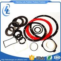 LELE custom waterproof round flat o ring rubber gasket for bottle stopper
