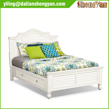 Diy Queen Bed Frame with Storage Solid Wood Olatform Beds
