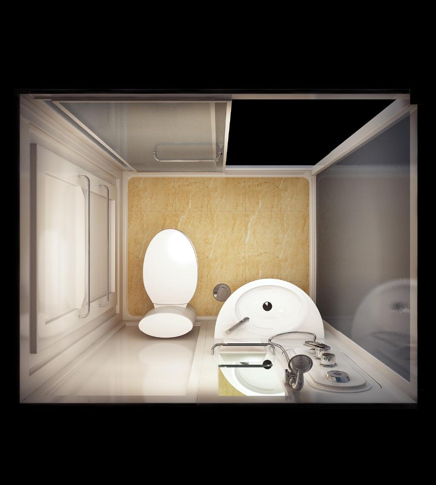 Lambrisering In Badkamer ~ Sunzoom badkamer douche cabines, badkamer met douche units, volledige