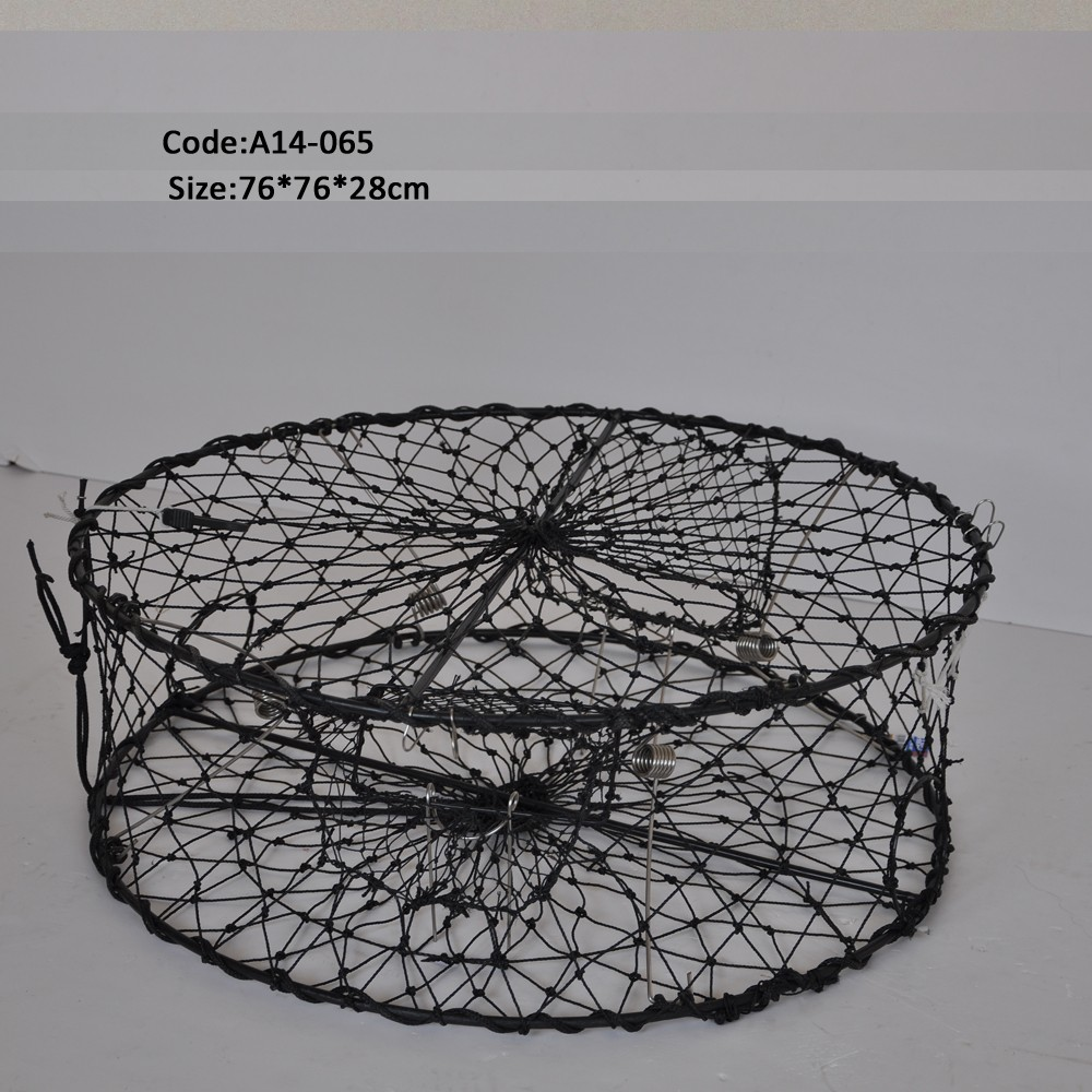 Fishing trap net fishing gill nets from china factory for Fish trap net