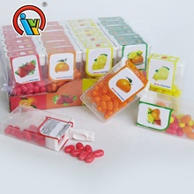 Wholesale OEM hard fruit candy sweets for  confectionery