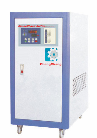 Water Cooled Heat Pump Industrial Chiller Unit