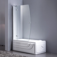 Australia Modern Bathroom Furniture Set Vanity Bathtub Toilet Shower Cabin JK118
