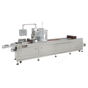Full Automatic Small Food Plastic Cup Thermoforming Packing Machine