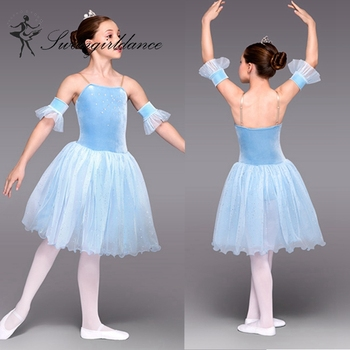 437e21e39d20 Bl0019 Teen Girl Lyrical Dress Stage Ballet Competition Dance ...