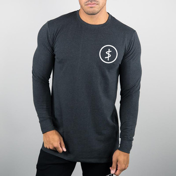 94% Cotton 6% Elastane The Men Gym Athletics T-shirt - Buy 94 ... c230450e918