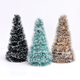Huandi Best Selling Imported Christmas Ornaments Artificial Desk Christmas Tree Decoration