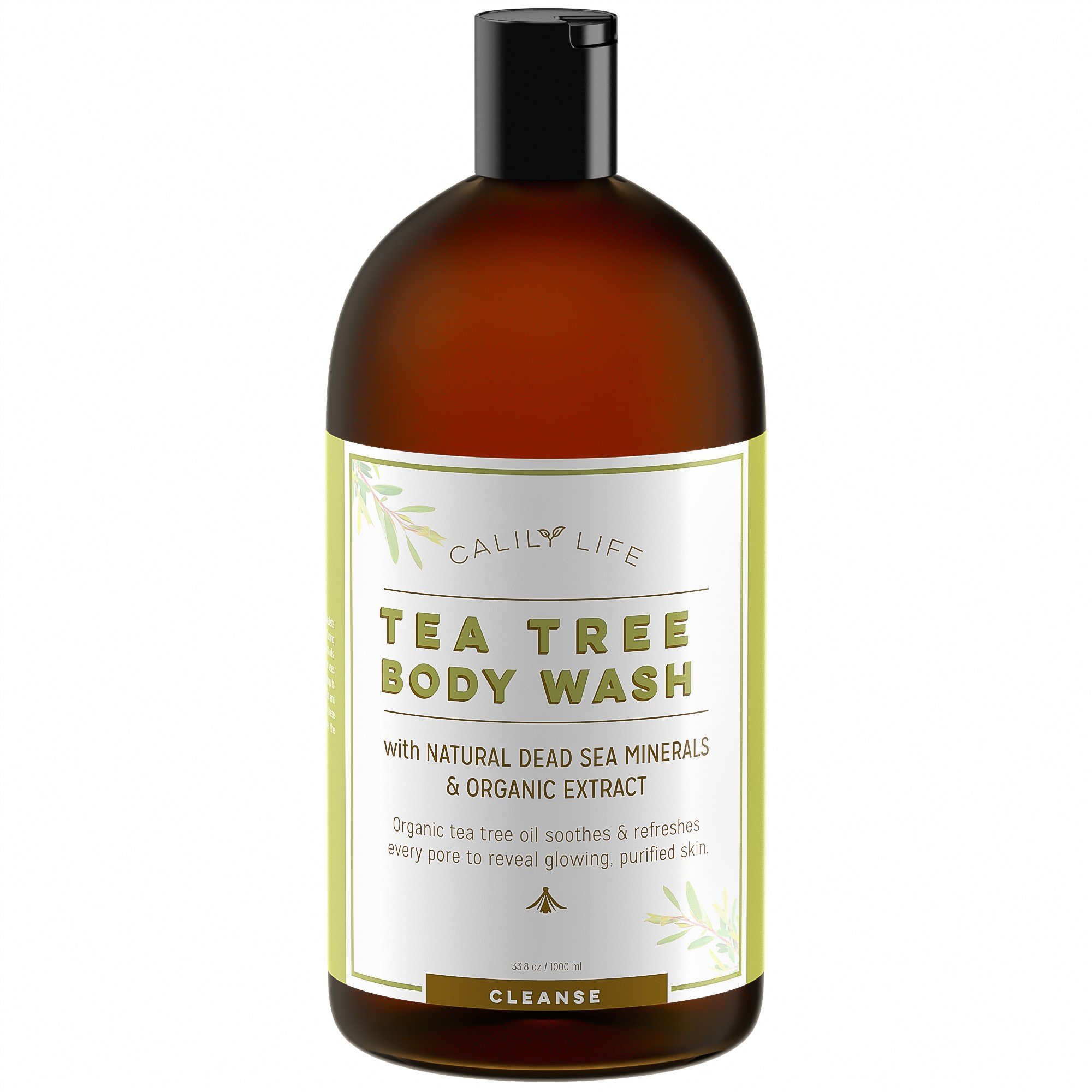 Cheap Is Body Wash Antibacterial Find Asepso Plus Antiseptic Soap Get Quotations Calily Life Organic Tea Tree Oil With Dead Sea Minerals 338 Fl