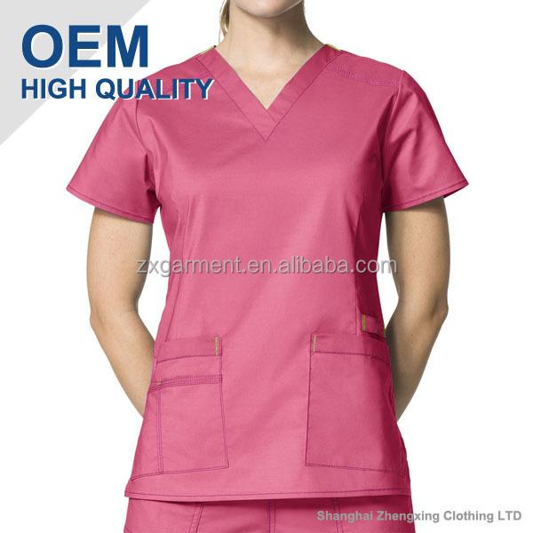 Preparation Teacher Uniform With 100%cotton All Process Tie Dyed ...