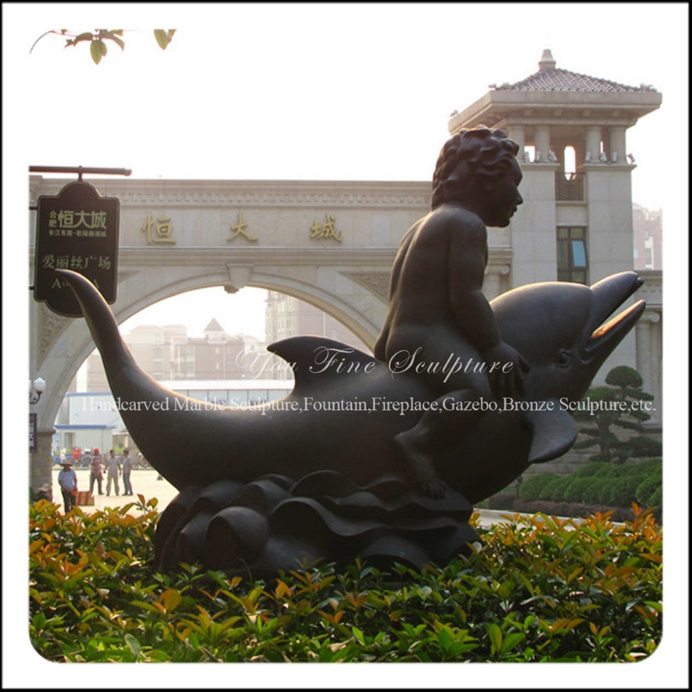 Casting Brass Dolphin Statue, Casting Brass Dolphin Statue Suppliers And  Manufacturers At Alibaba.com