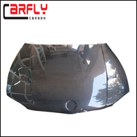 CARBON FIBER ENGINE HOOD BONNET FOR BMW E82 1 M SERIES