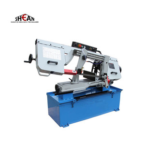metal band saw cutting machines for stainless steel or various metal