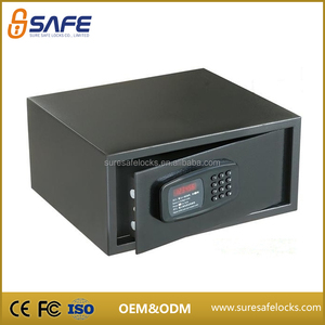 Fashionable fireproof hotel room digital eagle safe box