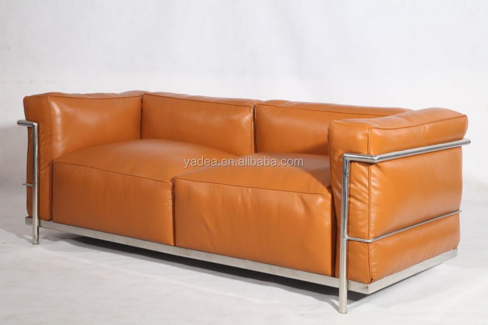 bauhaus furniture le corbusier chair sofa lc3