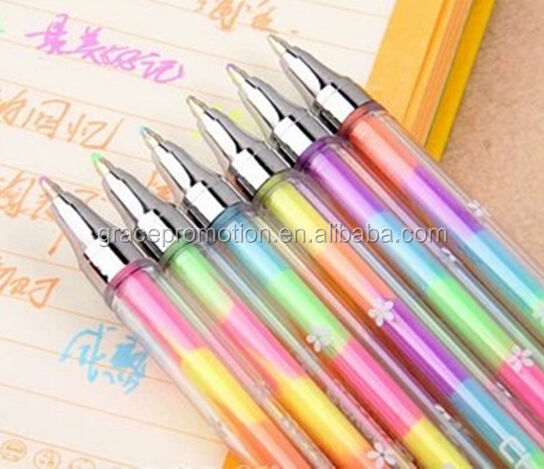 2014 Luminous pen for promotion gift or student