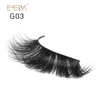 Relatively Expensive Price Real Fur Material Luxury fur 3d Mink Eyelashes Y-3