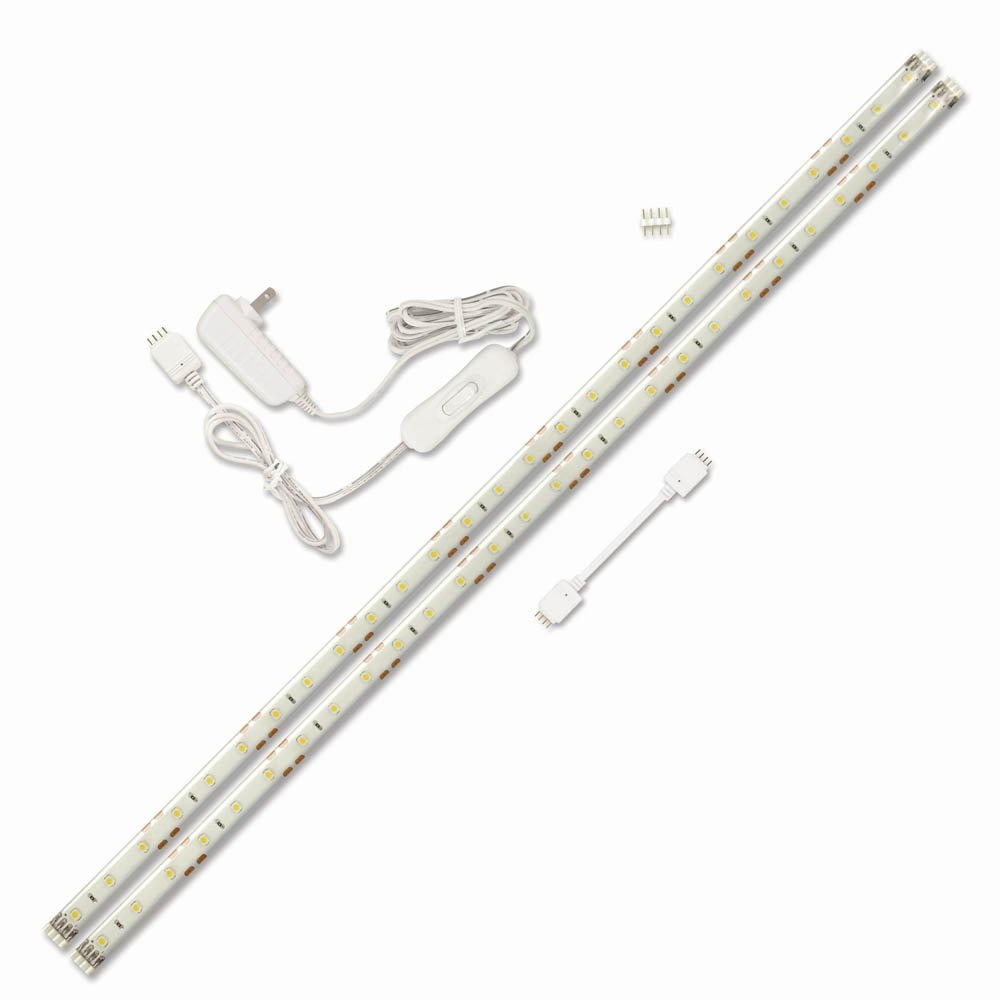 Ecolight AC1013-WHG-18LF0-E LED Light Strip Starter Kit