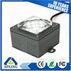 Waterproof outdoor L98xW98xH80mm square 5w LED Point light