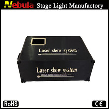 Pro stage 3w 4w 5w laser man show system/ disco laser light