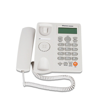 Cheap factory price office landline corded telephone with best quality