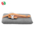 Cheap luxury multifunctional mobile case earphone pocket leather felt cell phone pouch