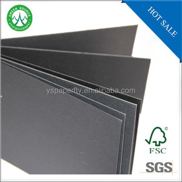 100% wood pulp paper black color types of gift wrapping paper price per ton