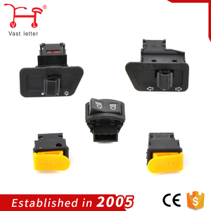 E-bike five switch for motorcycle ,handlebar switch for electric motorcycle