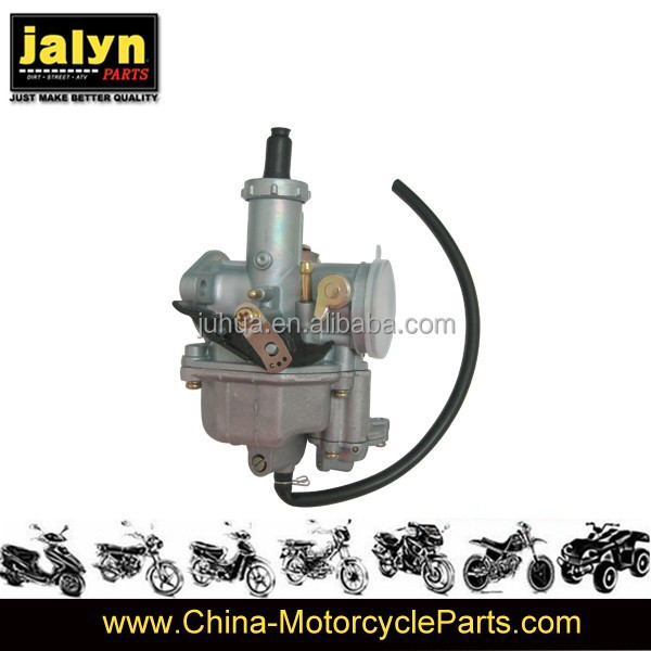 Zinc / Aluminium alloy motorcycle carburetor for TITAN 99