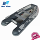 CE 3.6m High Quality PVC Inflatable Mini Aluminum Jet Boat For Sale Russia
