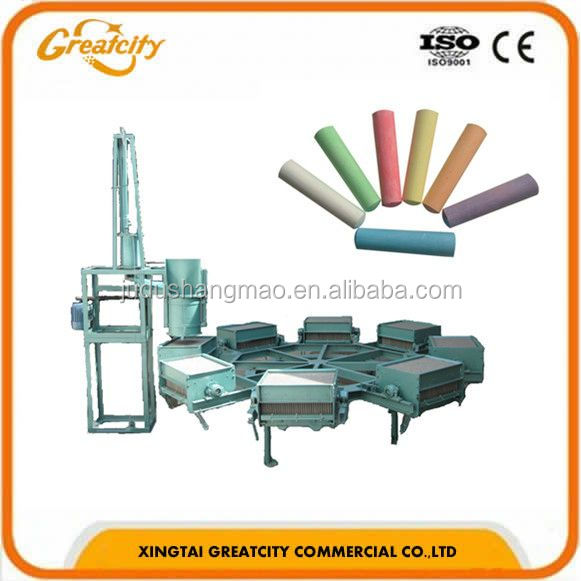 High Performance Automatic School Blackboard Chalk Making Machine