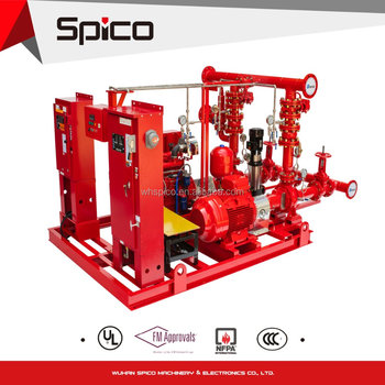 750gpm Ul Listed /fm Approved Split Case Fire Pump Package Nfpa20 - Buy  Electric Pump Package,Diesel Fire Pump Package,Nfpa20 Package Product on