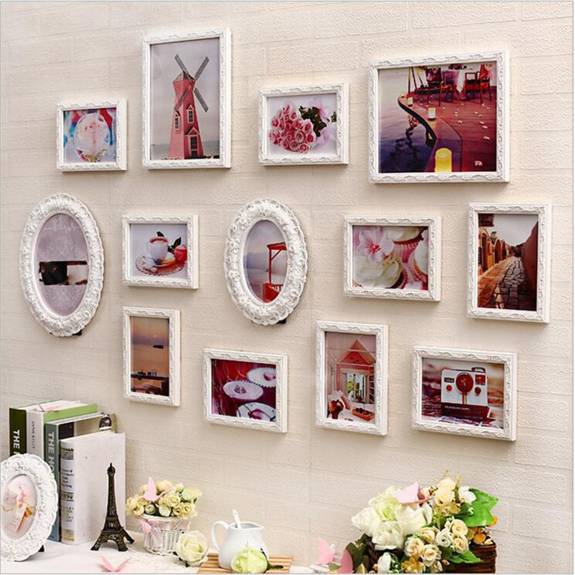 online buy wholesale collage photo frame from china. Black Bedroom Furniture Sets. Home Design Ideas