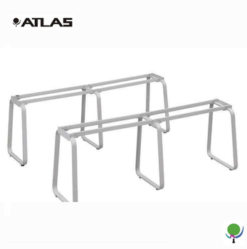 custom steel table frame metal bed frame picnic table frame - Metal Picnic Table Frame