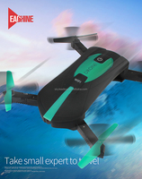 Mini drone with hd camera Wifi FPV Altitude Hold rc foldable helicopter drone selfie drone